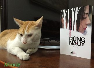 review sách rừng na uy